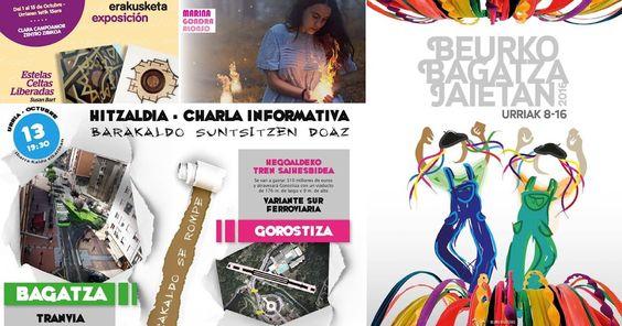 Agenda | Las fiestas de Beurko Bagatza hablan de urbanismo y de autodefensa para mujeres