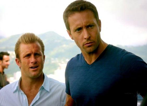 alex & scott...I LOVE Hawaii Five-O!!!!! :)