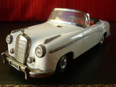 1950's SCHUCO 5308 Tin Elektro-Control Car Mercedes Benz