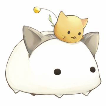 anime animals google search adorable