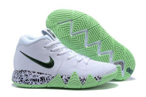 High Quality Nike Kyrie 4 White Glow in the dark