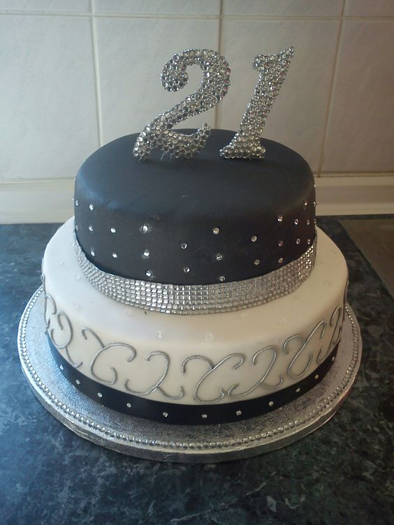 Crystal bling diamante 18th 21st any numbers or letters for 21st birthday cake decoration ideas