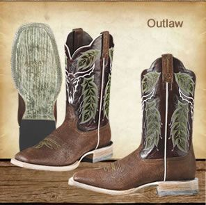 30% de Descuento! Ranch Depot Botas vaqueras Justin Boots, Ariat y ...