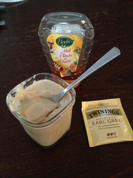Taourt thé et miel
