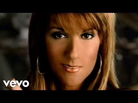 Celine Dion I M Alive Official Music Video Youtube Celine Dion Celine Dion Songs Celine Dion Music