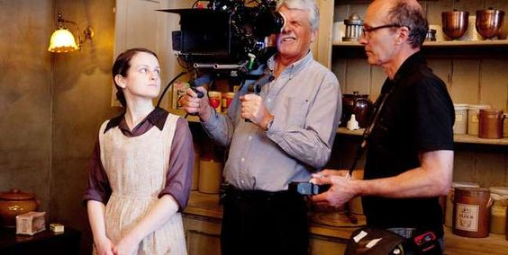 daisy behind the scenes