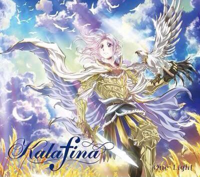 "New Kalafina ED for TV anime ""Arslan Senki"", ""blade of chapter recapture of recollection""! Since the ending theme along with new video Kalafina's sing ""One Light"" will flow, do not miss it ☆ #Arslan"