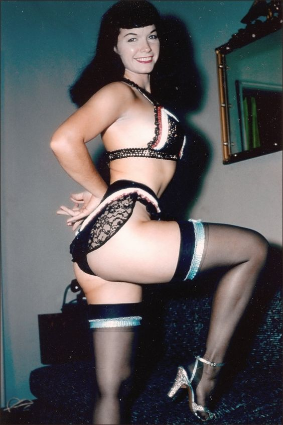 Betty Page Color Photos - 29 Pics - xHamstercom