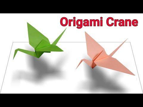 Origami Crane - YouTube | 360x480