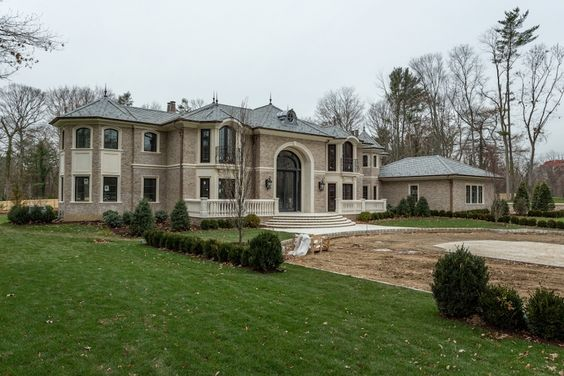 mansion dream house new construction in old westbury 18