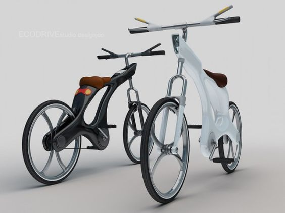ECODRIVESmartphone Bicycle-Concept  Designer Juil Kim
