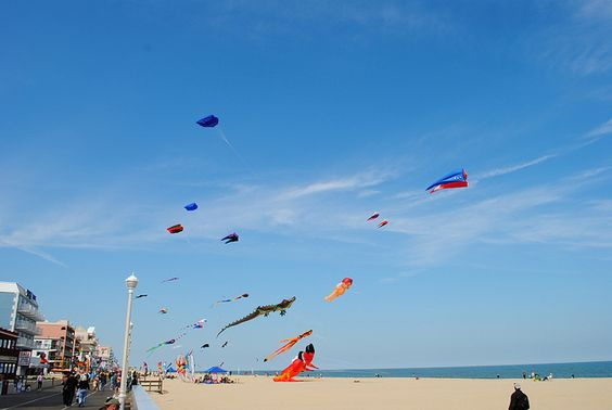 Find FREE things to do in Ocean City, MD! A great destination for all ages!
