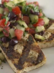 ... mostly veg./grains | Pinterest | Grilled Tofu, Chopped Salads and Tofu