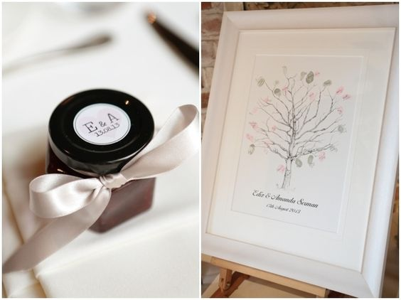 Photo Captured by Dasha Caffrey Photography via Bridal Musings - Lover.ly