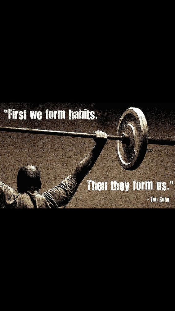 How will they form you? #motivation