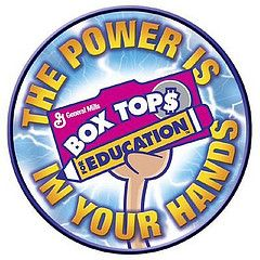 box tops for education - clip art: