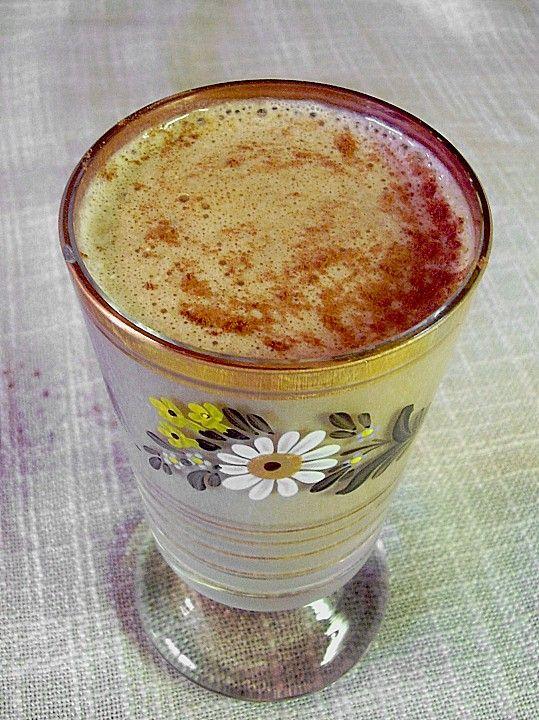 Chefkoch.de Rezept: Bananen - Kaffee - Shake