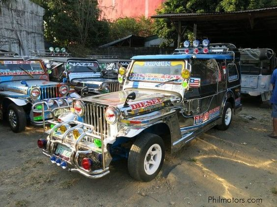 Owner Type Jeepneyin Philippines Owner Type Jeep Jeepney Jeep