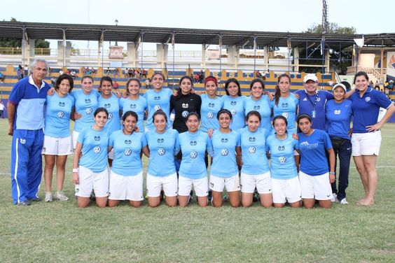 Equipo Representativo de Fútbol Soccer Femenil