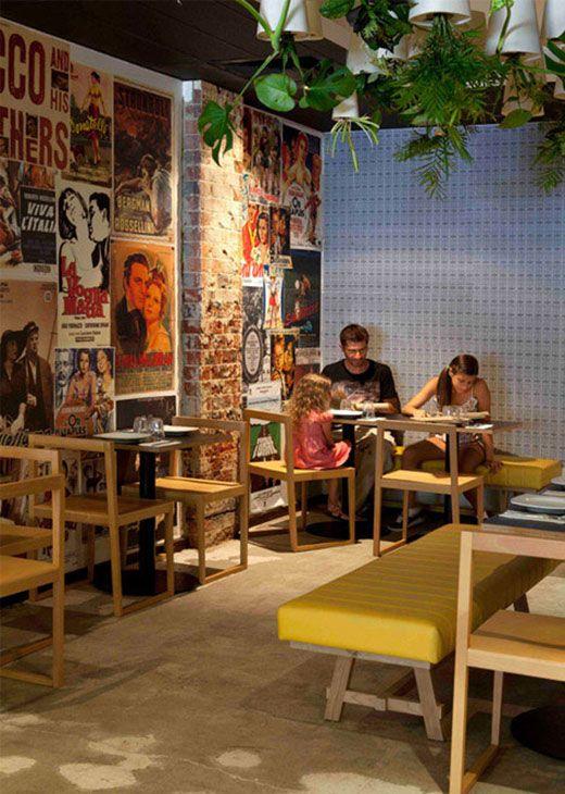 Restaurant interior design Restaurant Pinterest Restaurant