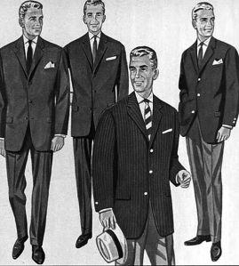 1959. Figurines