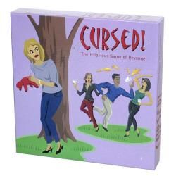 @Overstock - Cursed is the outrageous card and voodoo doll game that allows you to take out all of life's mishaps on the other players. You become a voodoo enthusiast by placing curse after curse on players in this hilarious game.http://www.overstock.com/Sports-Toys/Cursed-Game/5518518/product.html?CID=214117 $23.54