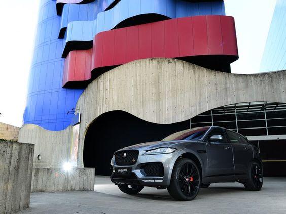 Jaguar F-Pace (Foto: Divulgação)