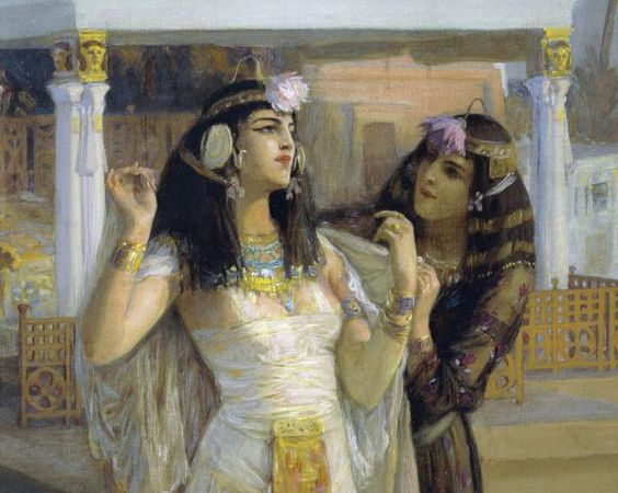 15 Year Old Boy Believes He Was Cleopatra in a Past Life: Cleopatra