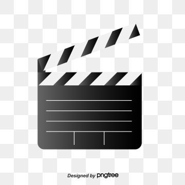 Clapperboard And Movie Film Free Download Film Clipart Psd Material Clapperboard Png And Vector With Transparent Background For Free Download Free Graphic Design Background Design Vector Background Banner
