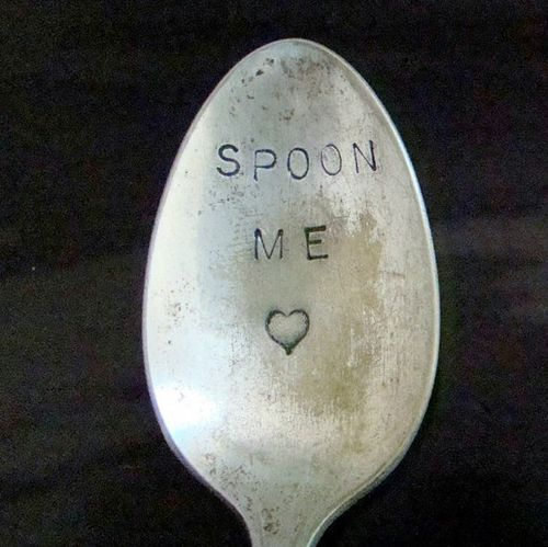 I love spooning, as it is one of my favorite forms of affection, especially on those cold winter nights, with your partners arm holding you close, and keeping you warm. Hot summer nights are an entirely different story…more like I still want you close, but please keep your distance.  There are several things to keep …