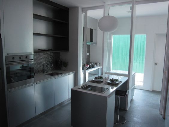 Sliding door to separate wet and dry kitchen kitchen ideas pinterest sliding doors for Hdb wet and dry kitchen design
