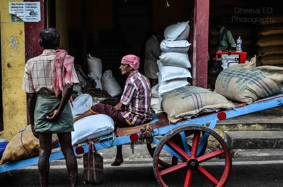 Spare moment at heavy work by Dheeraj ED on 500px