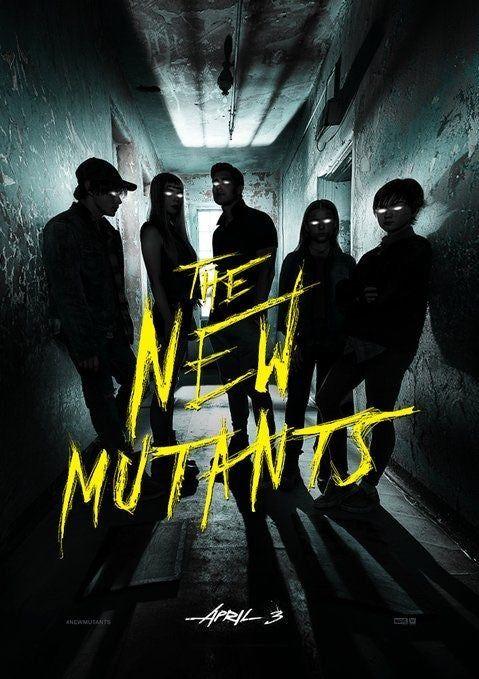 The New Mutants Sub Indo : mutants, Mutants, (2020), Baru,, Film,, Bioskop