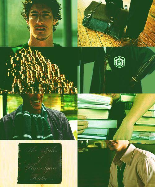 Hogwarts AU: Eugene