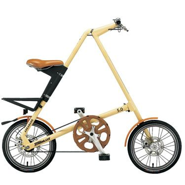 This is the folding bike i want! its only like $650 (haha)... it fold like a…