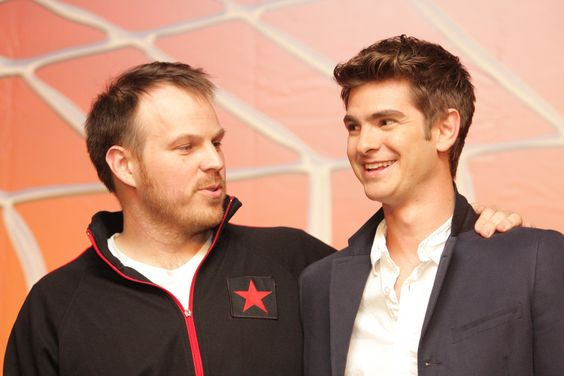 Andrew Garfield, Director Marc Webb Ready For The Amazing Spiderman 2 on http://www.shockya.com/news