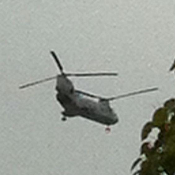 Marine One over Culver City?