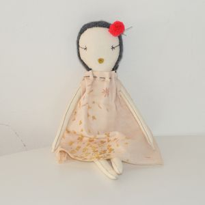 Jess Brown doll