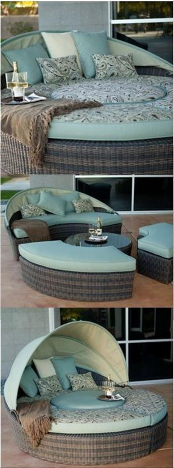 I so want one of these for my deck: