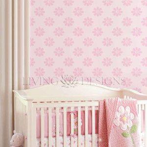 Las plantillas living designs son una soluci n econ mica y for Plantillas para pintar paredes