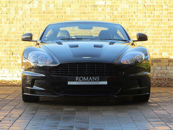 2012 Aston Martin DBS Ultimate Carbon Black II