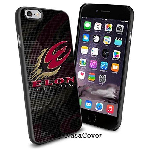 NCAA University sport Elon Phoenix , Cool iPhone 6 Smartphone Case Cover Collector iPhone TPU Rubber Case Black [By NasaCover] NasaCover http://www.amazon.com/dp/B0140NF8RC/ref=cm_sw_r_pi_dp_naJ3vb01ATPMG