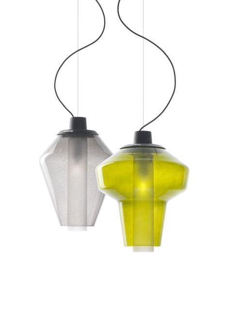 Lampe Metal Glass, Diesel Home par Foscarini.