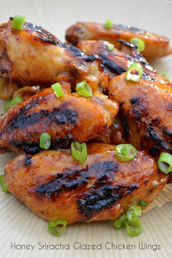 Honey, Wings and Chicken wings on Pinterest