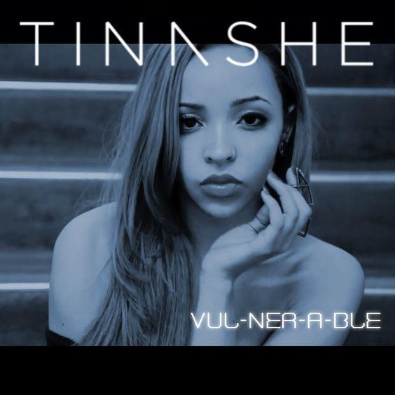 Tinashe – Vulnerable (single cover art)