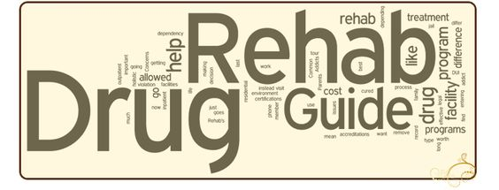 The Drug Rehab Guide is a useful supplement to anyone seeking drug ...