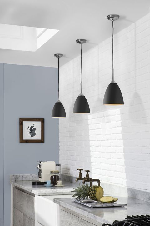 5 Top Tips For Creating A Scandinavian Style Kitchen Black Pendant Light Kitchen Hanging Lights Kitchen Kitchen Pendant Lighting