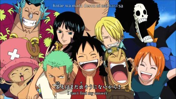 [HD] One Piece Opening 13 - One Day English Fandub