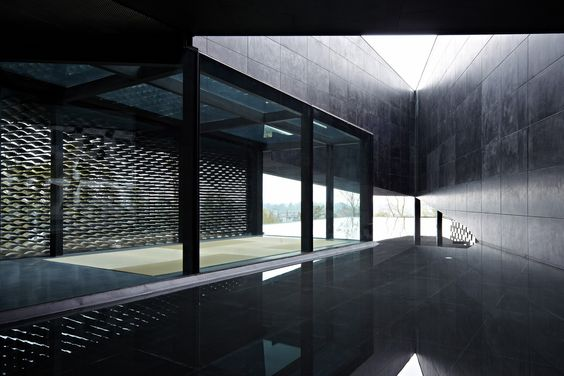 Xinjin Zhi Museum | kengo kuma and associates