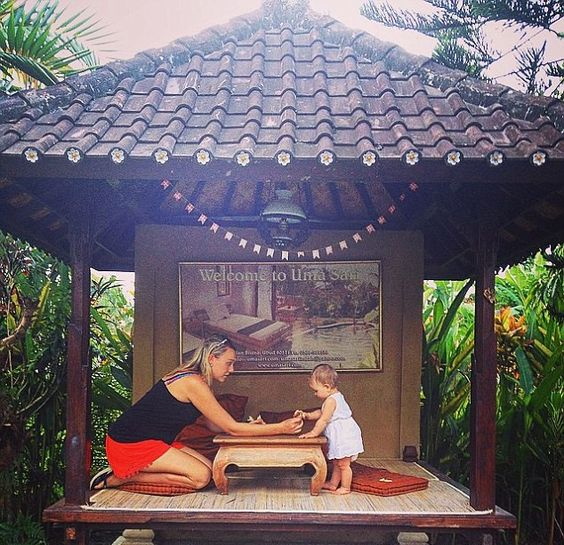 Ubud, Bali (Foto: Reprodução/ Instagram)